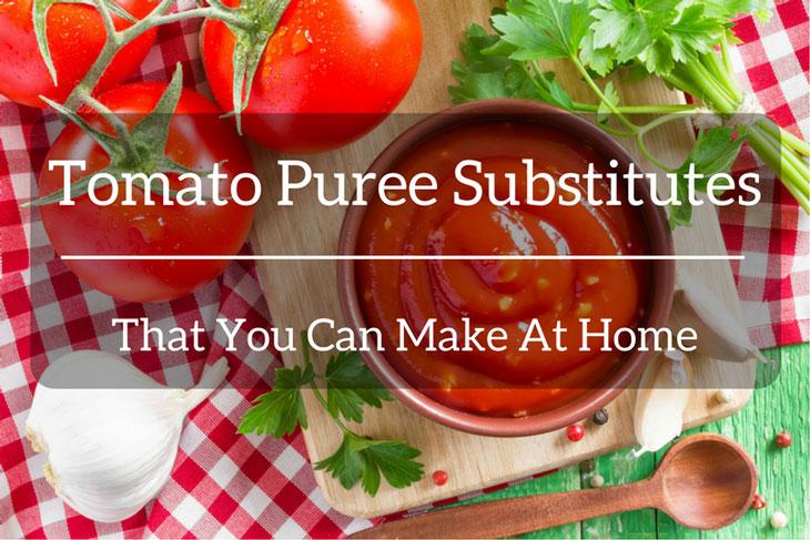 tomato puree substitutes