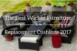 wicker furniture replacement cushion