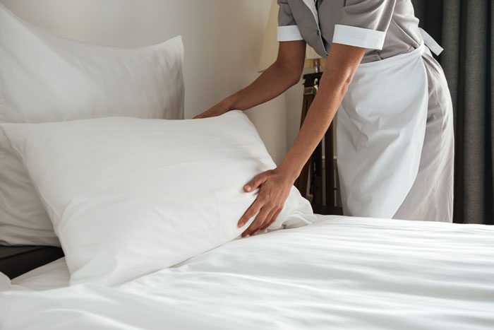 How to Clean a Bamboo Pillow