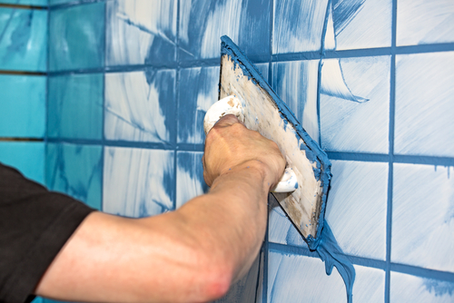 Remove Old Caulk and Grout As Much As You Can