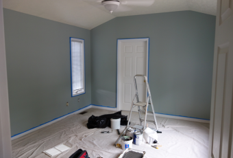 Six Steps to an Appealing Bedroom Painting